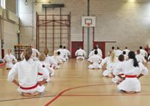 karate-tijdens-gymles